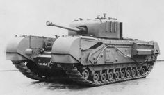"A22F Infantry Tank  Мk. IV ""Churchill "" VII     Australian-Armour-and-Artillery-Museum"