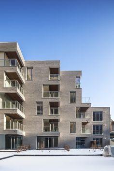 Gallery of LENS 021 Housing / Urban Platform - 5