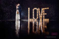 DUŻY napis LOVE już do wypożyczenia!