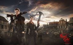 Hansel And Gretel: Witch Hunters - Wallpaper