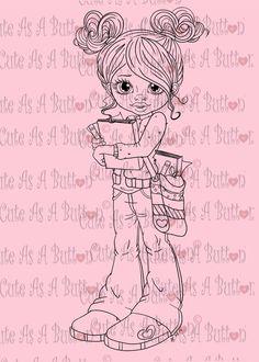 IMG00459 Hipster Emmelie Digital Digi Stamp