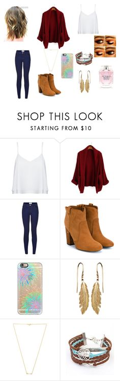 """""""🤕"""" by simmonsshelbyd ❤ liked on Polyvore featuring Alice + Olivia, New Look, Laurence Dacade, Casetify, Wanderlust + Co and Victoria's Secret"""