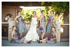 Best Wedding Poses | Stacy Reeves has the best group poses!