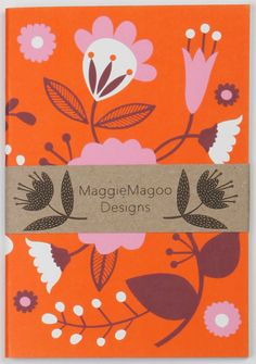 These beautiful patterns are from MaggieMagoo Designs , aka Leeds based surface pattern designer Carole Fenwick. Carole named her business...