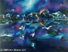 Akiane Kramarik Gallery | Gallery of Akiane Kramarik - Вернисаж: Мир красок ...
