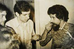 Entrevista com Raul Seixas em Joaçaba/SC (1976)