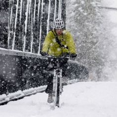 Best Cycling Gear for Winter