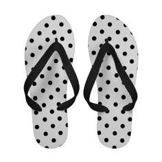 1950s Flip Flops