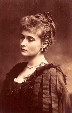 Impératrice Alexandra Feodorovna de Russie, née princesse Alix de Hesse et du Rhin
