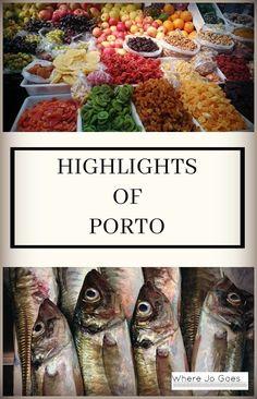 Porto City Break  Visit Porto  Portugal  Family friendly PortoEurope