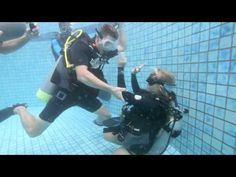 Divemaster Stress Test Stress Tests, Im In Love, Diving, Youtube, Scuba Diving, Youtubers, Youtube Movies