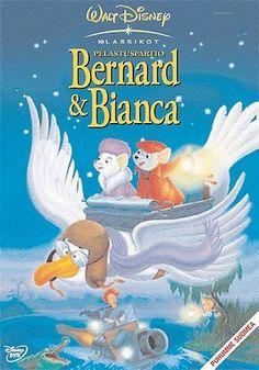 Disney klassikko 23 - Pelastuspartio Bernard & Bianca