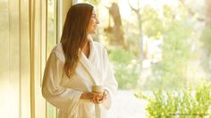No time for yourself? No problem. India's ancient system of medicine offers quick morning and evening self-care rituals to help you balance your energy and boost your health.