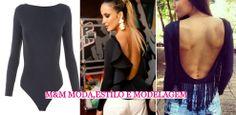 M&M   Moda,Estilo e Modelagem...: Body
