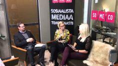 #Somenkieliset uutiset #9: Sosiaalinen media ja juridiikka, vieraana Eli...