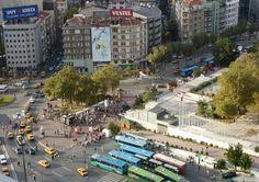Taksim Gezi Parkı Canlı yayın izle