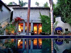 Spanish Villa Home Hollywood, CA
