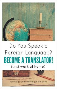 Did you know there are translator jobs from home? Do you know a foreign language? Do you also want to work at home? Then translation might be a great career path for you. This post has details on many companies that are on the lookout for remote translators.
