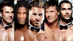 """""""Chippendales: The Show"""" @ Chippendales Theater at The Rio (Las Vegas, NV)"""