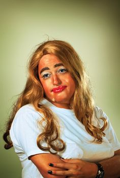 Tastes of Cindy: Drag artists re-enact Cindy Sherman portraits from SFMOMA show | SF Arts
