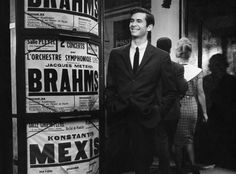 Anthony Perkins in Goodbye Again
