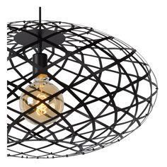 Από την Lucide ένα εντυπωσιακό φωτιστικό! Retro Lampe, Led Lamp, Ceiling Lights, Lighting, Pendant, Home Decor, Dapper, Products, Scandinavian Lamps