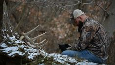 The time to start shed hunting is right now. Incorporate trail cameras this shed hunting season to improve your odds when it comes to white gold. Deer Hunting Season, Elk Hunting, Turkey Hunting, Shed Antlers, Mule Deer, Guns, Animals, Compound Bows, Fishing