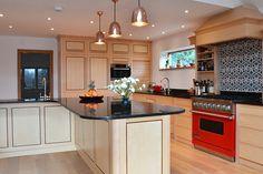 modern country kitchen www.timjasper.co.uk