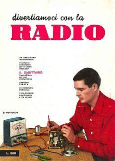 Rivista Divertiamoci con la radio