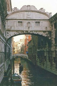Venice and its Canals