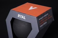 RIVAL Sports (Student Project) on Packaging of the World - Creative Package Design Gallery