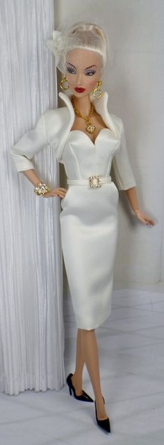 Pearl of Love for Silkstone Barbie.
