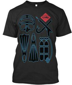 Men's Diving Gear Shirt