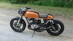 '75 suzuki gt250...Buzzing around the block - page 24 - Cafe Racers - DO THE TON