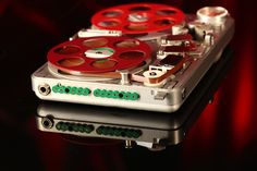 Nagra cutie - www.remix-numerisation.fr - Numérisation - Capture - Transfert audio et vidéo - Restauration audio