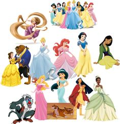 """Disney Princess's"" by olivia-lundrigan ❤ liked on Polyvore"