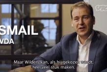 Lijsttrekkers Kiezen Tussen Treitervlogger en Geert Wilders