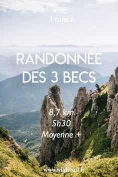 La randonnée des 3 becs et la forêt de Saou pour un panorama incroyable sur le Vercors et les Écrins depuis l'un des plus beaux synclinal perché d'Europe. crédit photo : Clara Ferrand - blog Wildroad #hiking #france #randonnée #les3becs #foretdesaou