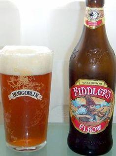 Wychwood Brewery - Fiddler's Elbow  5,2% pullo