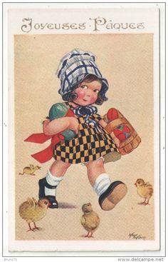 Arthur BUTCHER - Joyeuses Pâques