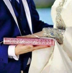 ImageFind images and videos about wedding, marriage and lhlal on We Heart It - the app to get lost in what you love. Cute Muslim Couples, Romantic Couples, Wedding Couples, Cute Couples, Muslim Couple Photography, Wedding Photography, Islam Marriage, Muslim Women, Beautiful Couple