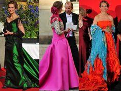 El estilo de la Infanta Elena: El armario más colorido de la realeza - Bekia Moda