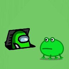 Stupid Funny Memes, Funny Relatable Memes, Haha Funny, Frog Pictures, Funny Pictures, Sapo Frog, Sapo Meme, Dibujos Anime Chibi, Amazing Frog