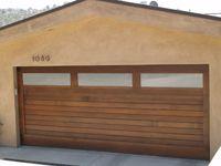 Modern Garage Doors Design | Contemporary garage doors and modern garage doors