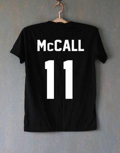 Scott Mccall Shirt Teen Wolf Shirts T Shirt by DeadlyPotionNo7