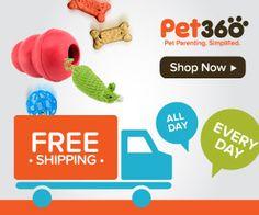 Pet360 Free Shipping