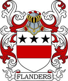 Flanders  Coat of Arms