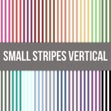Small Stripes Vertical Digital Background Paper - Commercial Use Allowed