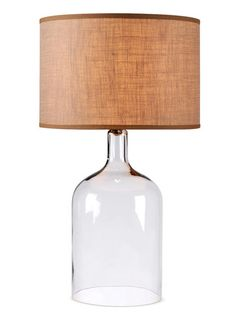 Ellis Table Lamp by Design Craft at Gilt