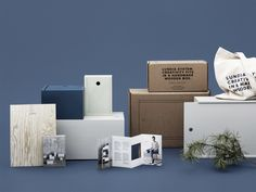 When Lundia was founded 1948 it revolutionized Finnish furniture manufacturing. Fast-forward 50 years and the iconic shelving system had seen better days. Better Day, Lund, Wooden Boxes, Identity, Packaging, Handmade, Design, Wood Boxes, Wooden Crates